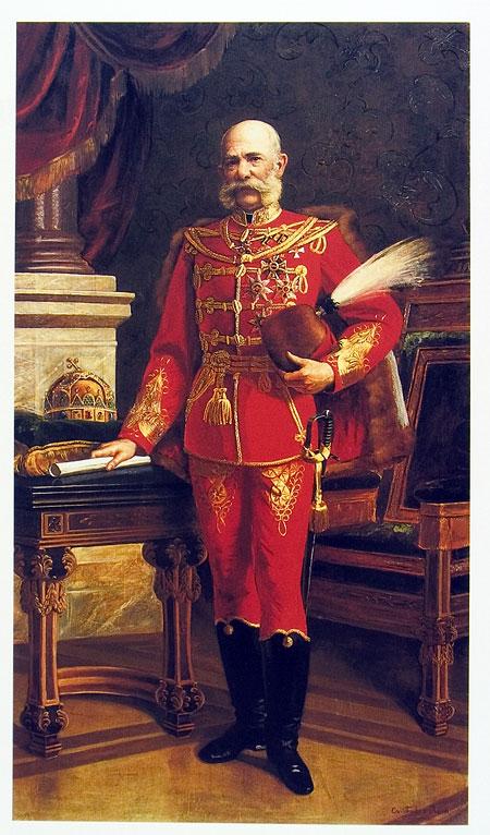 Австро-угорський імператор Франц-Йосиф
