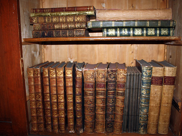 Книги з колекції Габсбургів