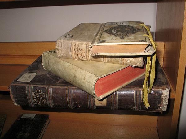 Стародруковані (до 1830 рр.) видання з колекції К. Томащука