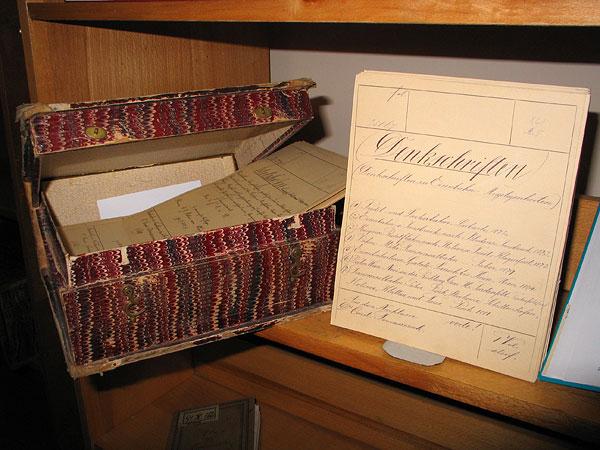 """Зразок алфавітного каталогу 91-го систематичного відділу –""""Bibliotheca Tomaszczuk"""""""