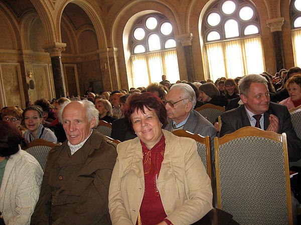 Ювілейна мистецька академія, приурочена 75-річчю від дня народження Анатолія Миколайовича Добрянського